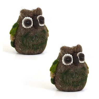 Loon Peak Kingsburg the Owls Figurine (Set of 2)