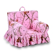Mossy Oak Nativ Living Lifestyle Skirted Grab-n-Go Kids Foam Chair