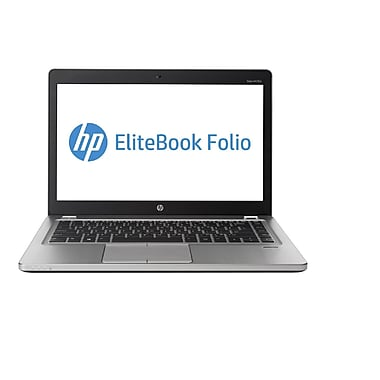 HP Refurbished Folio 9470M 14-inch Ultrabook, 1.8 GHz Intel Core i5-3427U, 512 GB SSD, 16 GB GB DDR3, Windows 10 Professional