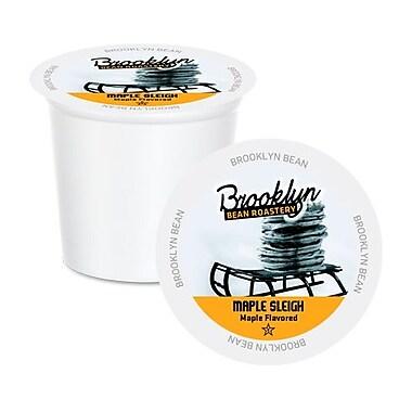 Brooklyn Bean Roastery - Café à l'érable Maple Sleigh, 24/paquet