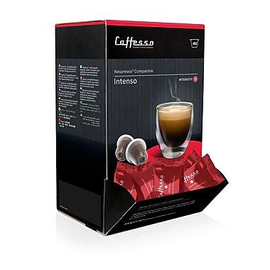 Caffesso - Espresso Intenso, intensité 12, 60/paquet