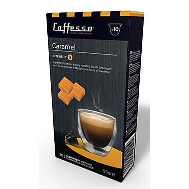 Caffesso - Espresso caramel, intensité 5, 10/paquet