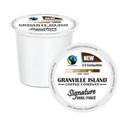 Granville Island Signiture Blend Dark Roast, 24ct