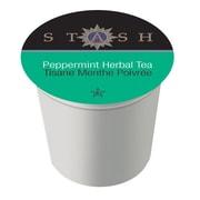 Stash - Tisane à la menthe poivrée, 24/paquet