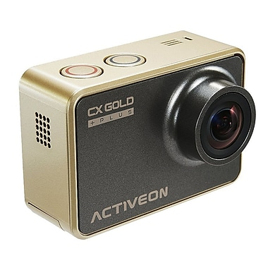 ACTIVEON - CX GOLD PLUS, 1080P, 16 MP CMOS, F/2.4 (GCB10W)