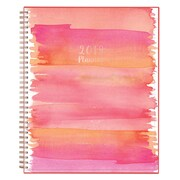 "2018 Blue Sky 8-1/2"" x 11"" Weekly/Monthly CYO (Create Your Own) Cover Planner, Artisan Warm (102594)"