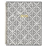 "2018 Blue Sky 8-1/2"" x 11"" Weekly/Monthly Frosted Planner, Emma (102690)"