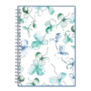 "2018 Blue Sky 5-7/8"" x 8-5/8"" Weekly/Monthly Frosted Planner Notes, Lindley (102213)"