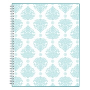 "2018 Blue Sky 8-1/2"" x 11"" Weekly/Monthly Frosted Planner, Charlotte (102193)"