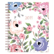 "2018 Blue Sky 7"" x 9"" Daily/Monthly Hardcover Planner, Alyssa (101909)"