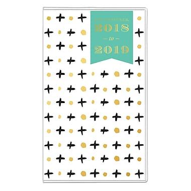 2018 Day Designer for Blue Sky 3-5/8