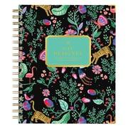 "2018 Day Designer for Blue Sky 7.3"" x 9.5"" Daily/Monthly Planner, Jungle Tiger (104806)"