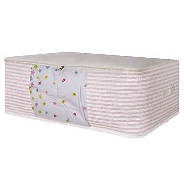 Rebrilliant Foldable Heavy Fabric Storage Bin