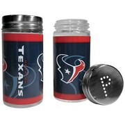 Siskiyou Products NFL 2 Piece Shakers Salt and Pepper Set; Houston Texans