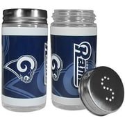 Siskiyou Products NFL 2 Piece Shakers Salt and Pepper Set; Los Angeles Rams