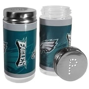 Siskiyou Products NFL 2 Piece Shakers Salt and Pepper Set; Philadelphia Eagles