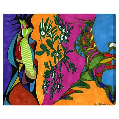 Bloomsbury Market 'The Colony' Painting Print on Wrapped Canvas; 20'' H x 24'' W x 1.5'' D