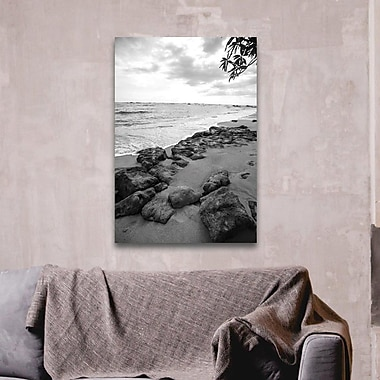 Highland Dunes 'The Coastline' Photographic Print; Metal