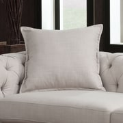 AC Pacific Juliet Chesterfield Sofa; Beige