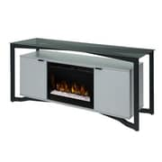 Dimplex Christian 70'' TV Stand w/ Fireplace; Realogs (XHD)