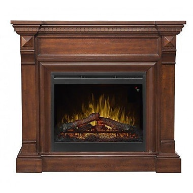Dimplex Mantel Electric Fireplace