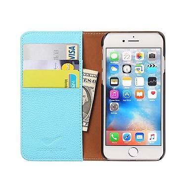 Strong N' Free - Étui folio avec support Fifth Ave pour iPhone 7, bleu pâle (SFAIP7BL)