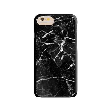 Habitu - Étui collectionne Marble pour iPhone 6/6s/7/8 Hybrid, Nero (HNM17)