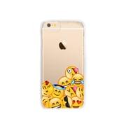 Strong N' Free Emoji Collection TPU case, iPhone 6/6s/7/8, Emoji Pile (SEI7EP)