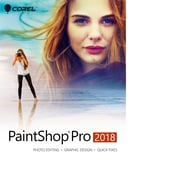 Logiciel PaintShop Pro 2018 [Téléchargement]