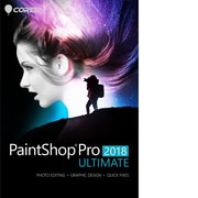 PaintShop Pro 2018 Ultimate [Download]