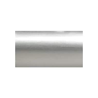 SOSS Invisible/Concealed Single Door Hinge; Satin Chrome