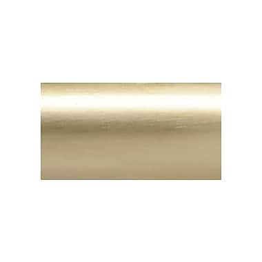 SOSS Invisible/Concealed Single Door Hinge; Satin Brass