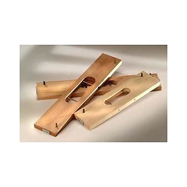 SOSS Invisible Single Door Hinge Router Template; 220