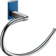 Gedy by Nameeks Maine Wall Mounted Towel Ring; Blue