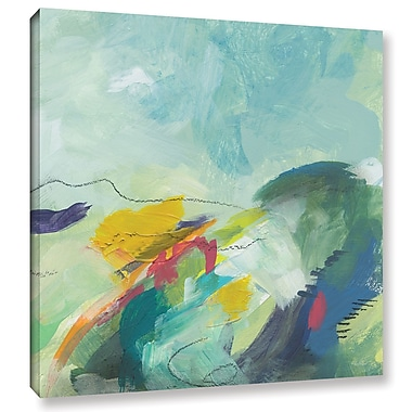 Brayden Studio 'No Boundaries' Painting Print on Wrapped Canvas; 10'' H x 10'' W x 2'' D