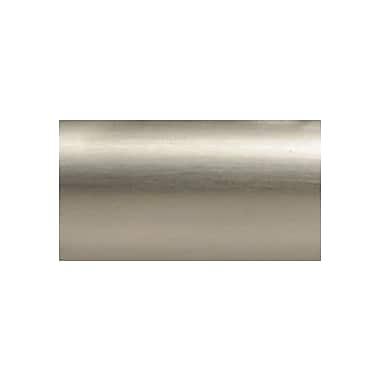 SOSS Invisible/Concealed Single Door Hinge; Satin Nickel