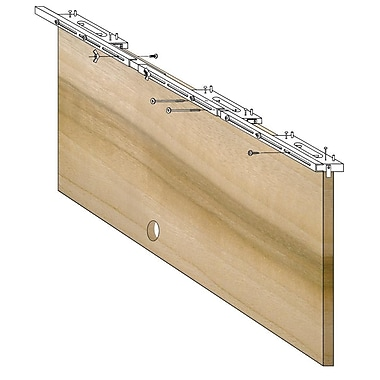 SOSS Invisible/Concealed Single Door Hinge; 212