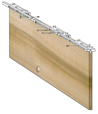 SOSS Four Piece Wooden Router Guide System; 216
