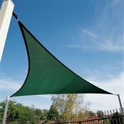 Coolaroo 18' Shade Sail; Heritage Green