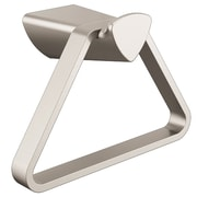 Delta Zura Triangular Wall Mounted Towel Ring; Stainless