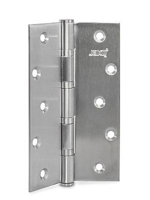 Jako Design 3.5'' H x 3.5'' W Full Mortise Single Door Hinge