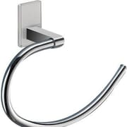 Gedy by Nameeks Maine Wall Mounted Towel Ring; White