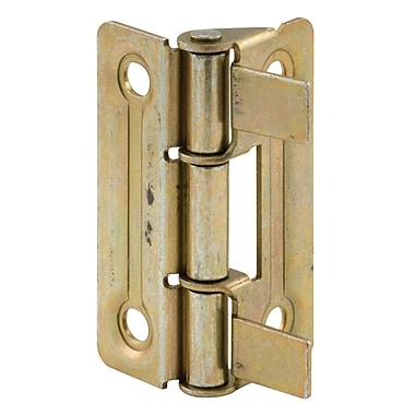 PrimeLine 6.44'' H x 3.8'' W Bi-Fold Door Hinge