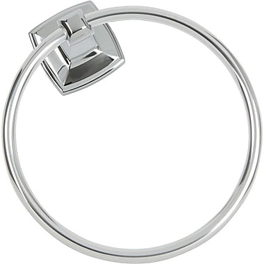 Delaney Hardware 800 Series Towel Ring; Polished Chrome
