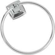 Delaney Hardware 800 Series Towel Ring; Polished Chrome