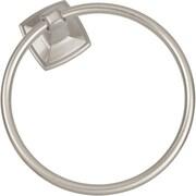 Delaney Hardware 800 Series Towel Ring; Satin Nickel
