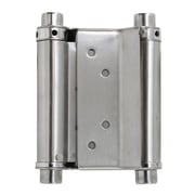 Jako Design 3'' H x 3'' W Double Action Spring Hinge
