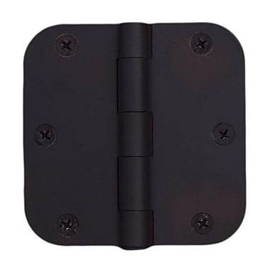 Weslock 3.5'' H 3.5'' W Butt/Ball Bearing Pair Door Hinges (Set of 2)