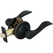 Legend Locksets Privacy Door Lever; Oil Rubbed Bronze