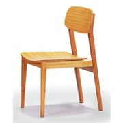 Greenington Currant Solid Wood Dining Chair (Set of 2); Caramelized